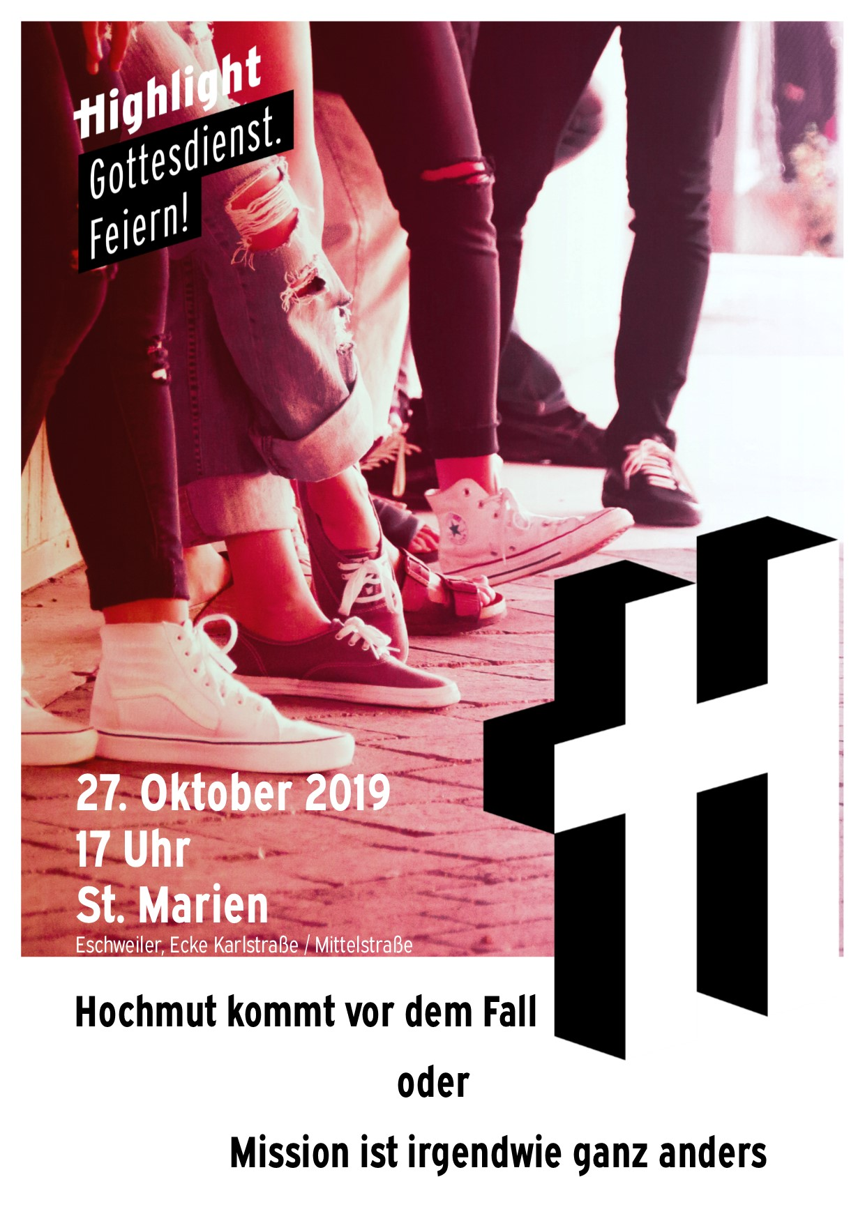 Highlight Plakat 27.10.